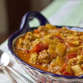 Cancun Chicken Curry