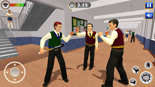 High School Gangster Life: Fighting Revenge 1.0 screenshots 5