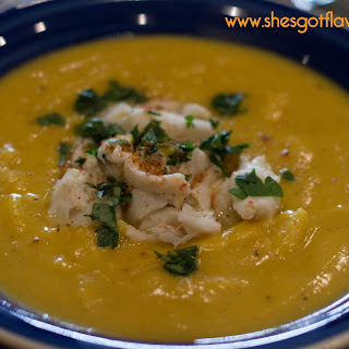 Roasted Butternut Squash Soup Heavy Cream Recipes