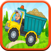 Construction Kids Games- FREE!