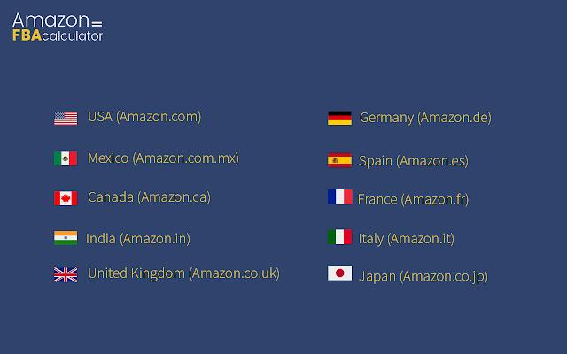 FBA calculator for Amazon Sellers : SellerApp