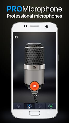 Pro Microphone 1.2.5 screenshots 1