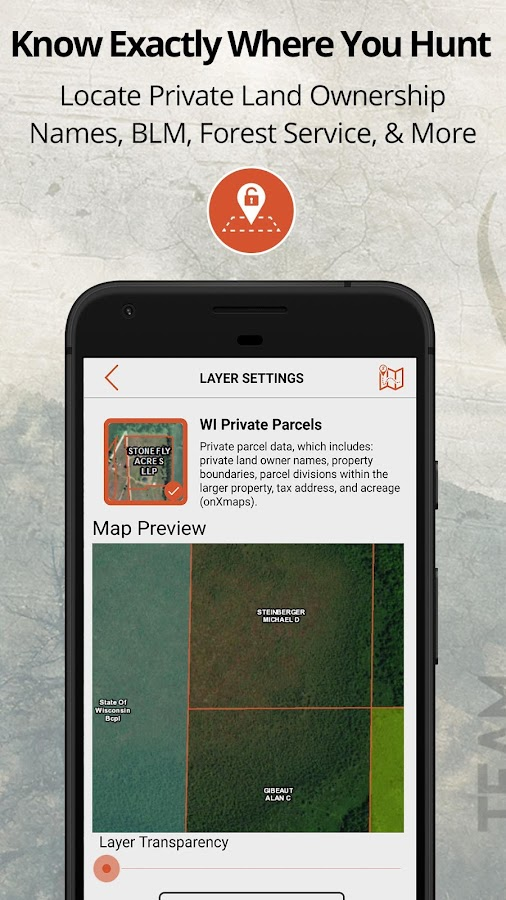 onX HUNT Maps #1 Hunting GPS Offline US Topo Maps- screenshot