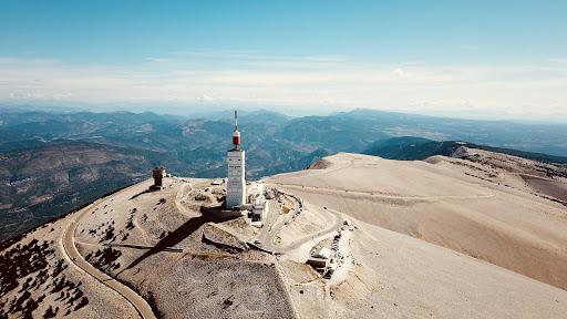 Le Mont Ventoux avec France Moto Voyages