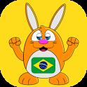 Learn Portuguese Brazilian Language Pro icon