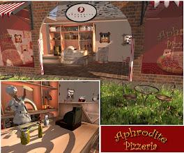 Photo: Aphrodite Shop pizzeria = http://slurl.com/secondlife/FruitIslands%20SL9B%20Fun/184/169/21