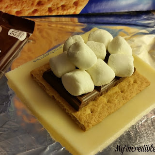 Hershey's S'mores Pocket Pies!