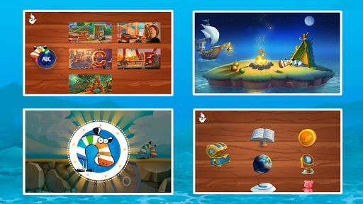 Skazbuka - educational games for kids age 2 - 7 screenshots 11