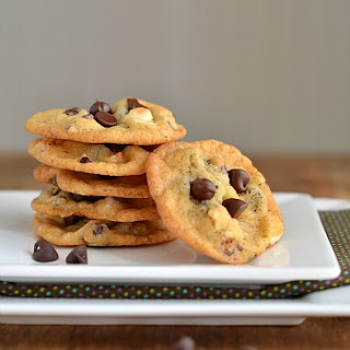 New and Improved Chocolate Chip Cookies