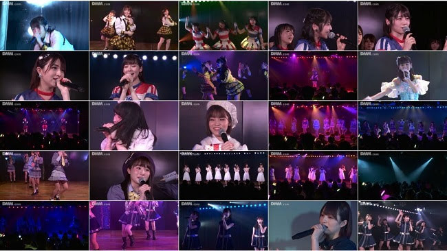 190417 (1080p) AKB48 村山チーム4「手をつなぎながら」公演 DMM HD
