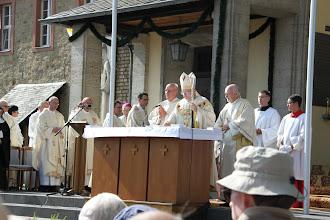 Photo: Fejring af Hildegard - Messe
