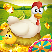Coin Pusher - Farm Carnival Gifts&More Gold Coins