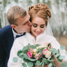 Wedding photographer Viktoriya Cvetkova (vtsvetkova). Photo of 20.02.2018
