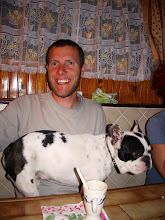 Photo: He ain't heavy...he's a puppy!!!