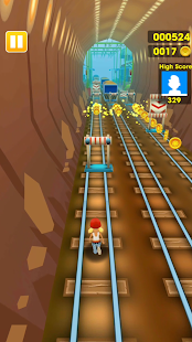 Queen Subway Surf Run - náhled