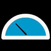 Status Bar Tachometer