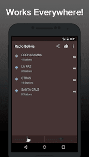 Radio Online Bolivia - náhled