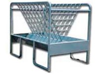 Cattle Rack and Trough Feeders
