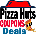 Deals & Specials for PizzaHut Pizza & Games icon