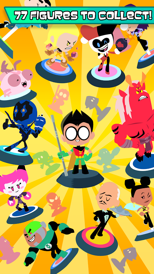 Teeny Titans - Teen Titans Go!- screenshot