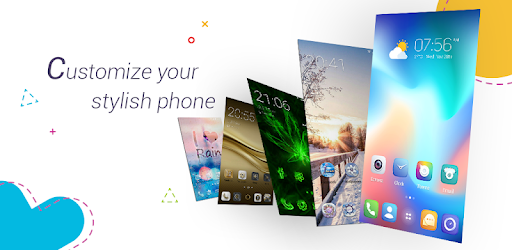 GO Launcher - 3D parallax Themes & HD Wallpapers - Apps on Google Play