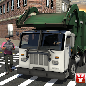 Trash Garbage Truck 2016 for PC and MAC