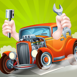 Car Mechanic Factory Simulator for PC and MAC