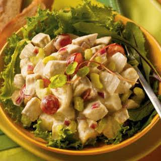 Light & Tangy Chicken Salad.