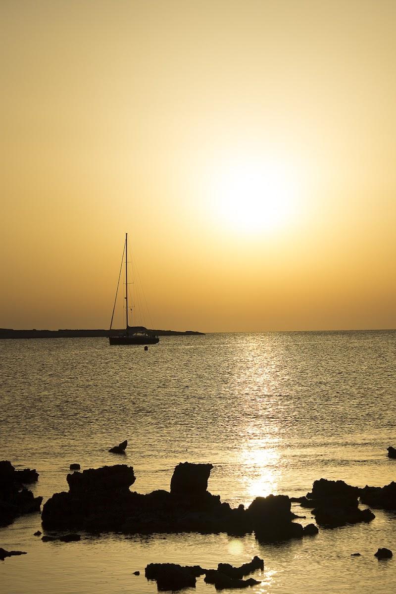 Tramonto a Formentera di Miche