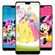 Disney Princess Wallpapers 4K icon