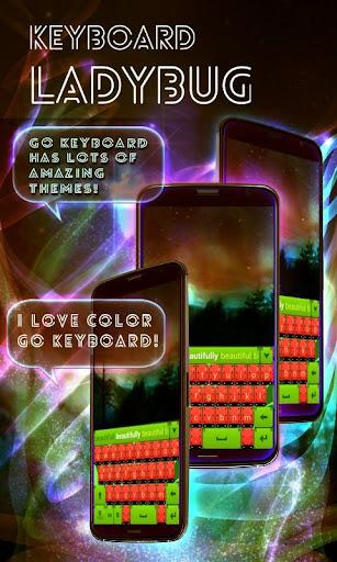 玩個人化App|瓢蟲鍵盤主題免費|APP試玩