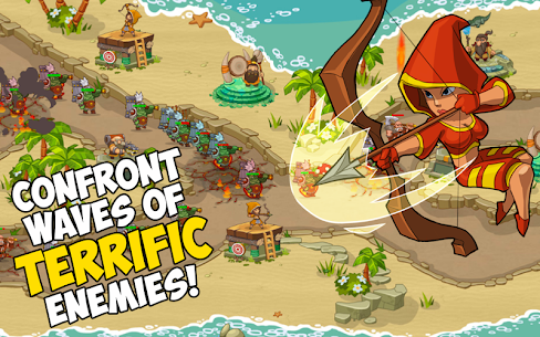 Tower Defense: Magic Quest Apk Download For Android and Iphone 1