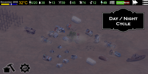 Code Triche TERRA NOVA : Strategy of Survival APK MOD screenshots 2