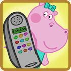 有趣的说话的电话 icon