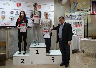 Photo: VI Memoriał Jurka Piechowskiego - Białystok (22-23.01.2014) - P.Skrzymowska II miejsce