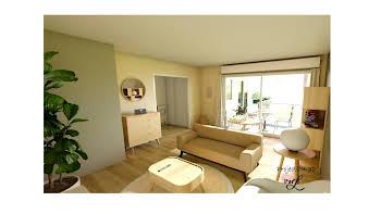 Appartement 2 pièces 58,63 m2