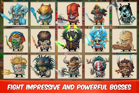 Tiny Gladiators 1.3.7 (Mod Money) Apk