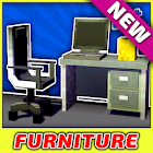 Furniture Mod for Minecraft PE icon