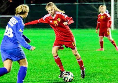Belgische jeugdinternational maakt transfer binnen de Verenigde Staten in combinatie met schoolopleiding