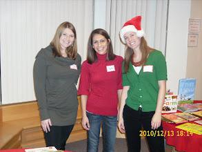 Photo: happy volunteers