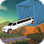 Limo Impossible Car Driving Simulator 3D Tracks Icon