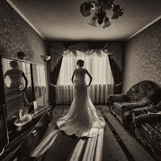 Bryllupsfotograf Nikolay Valyaev (nikvval). Bilde av 01.11.2016