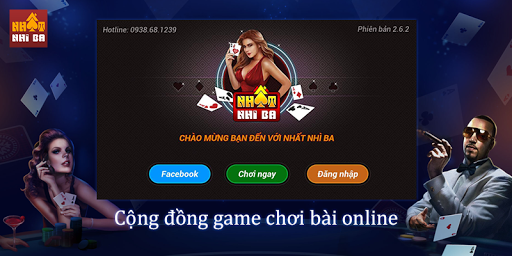 Game chu01a1i u0111u00e1nh bu00e0i online  gameplay | by HackJr.Pw 1