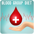 Blood Group Type & Balanced Diet Plans-Fitness App icon