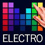 Electro Drum Pads loops DJ