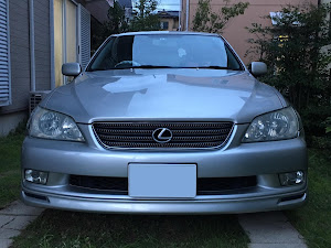 アルテッツァジータ JCE10W 2003年式 AS300 L-Editionのカスタム事例画像 hide-jza70さんの2019年08月09日18:56の投稿