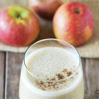Apple Cardamom Smoothie
