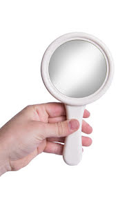 Skrattande spegel
