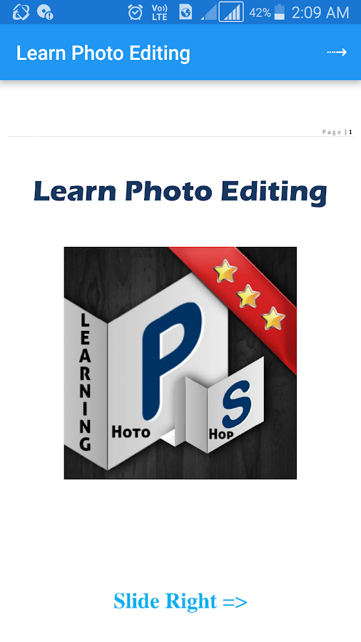 how to learn photo editing