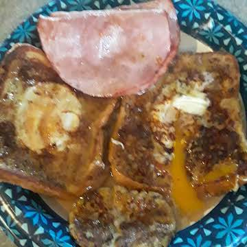 French toast delight.